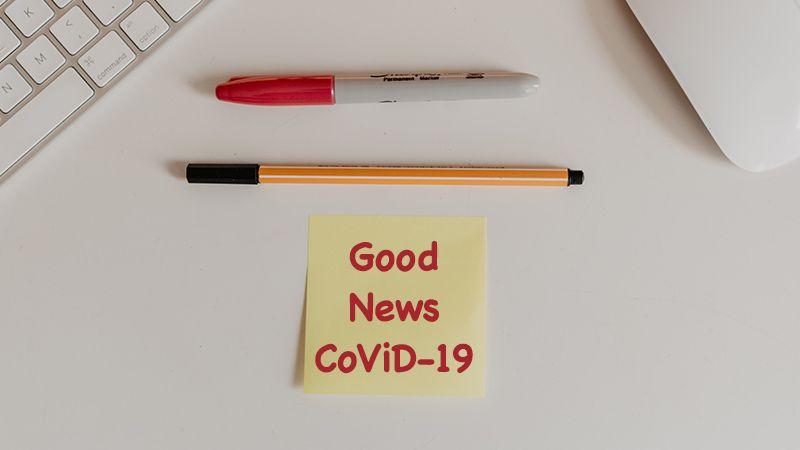 5 Berita Baik Tentang Virus Corona CoViD-19 Hari Ini (30 Maret 2020)
