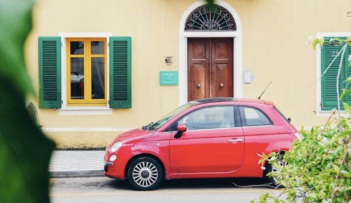 Mobil Hanya Diparkir Selama WFH?