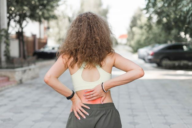 Kenapa Nyeri Punggung saat Menstruasi?