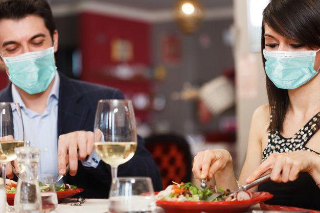 Tips Makan di Resto Saat Wabah Belum Usai
