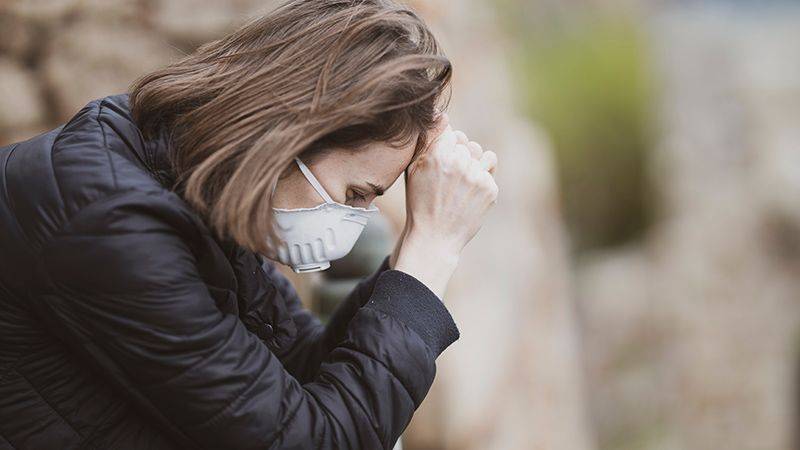 Lakukan 7 Hal Ini Saat Anda Stres karena Pandemi