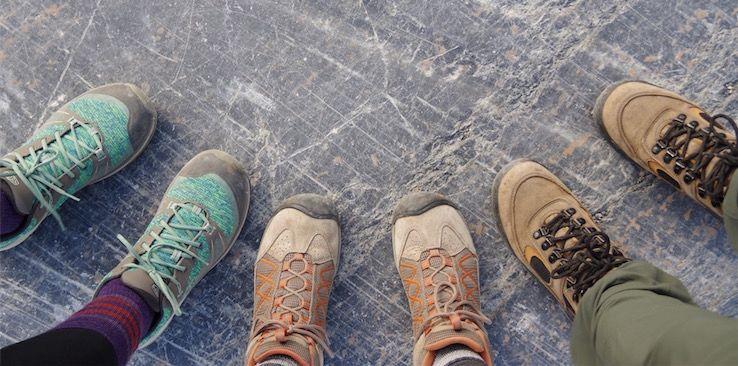 Panduan Membeli Sepatu Jalan: Kenyamanan