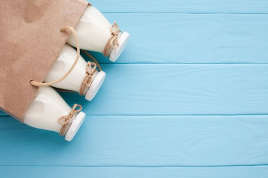 Tetesan Kisah tentang Susu