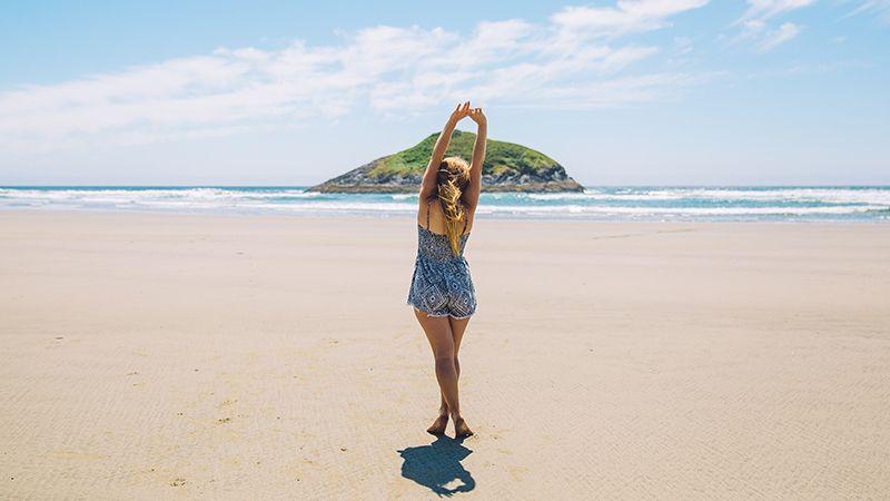 Tips Packing Sehari Santai di Pantai
