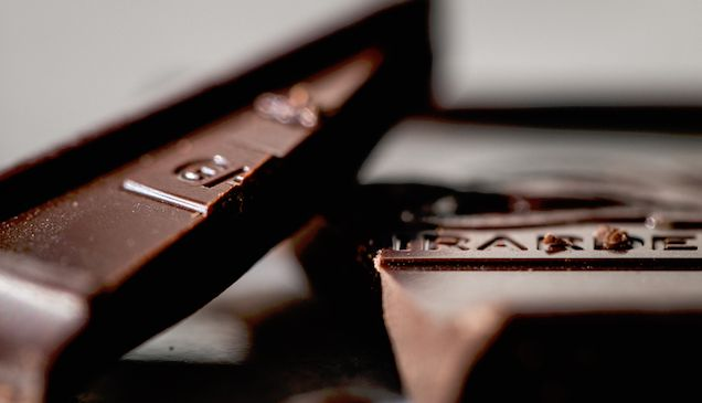 Dark Chocolate Agar Panjang Umur