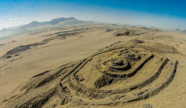 Chankillo, Observatorium Matahari Kuno di Peru
