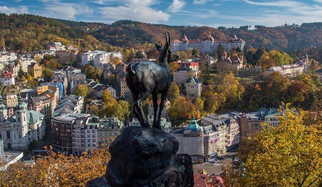 Kota-kota Spa di Eropa yang Dianggap Warisan Dunia