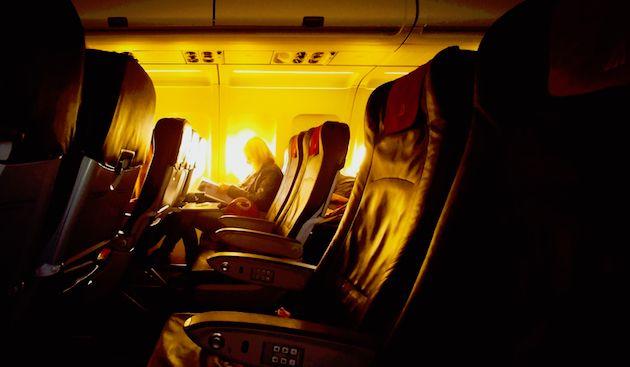 """Memilih Kursi """"Aman"""" di Pesawat"""
