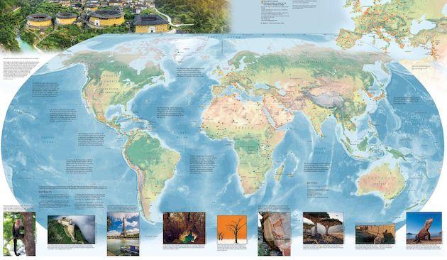 Situs Warisan Budaya Dunia UNESCO 2020-2021
