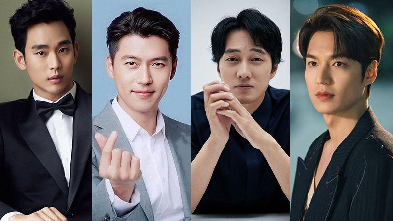 5 Aktor Drama Korea dengan Bayaran Tertinggi